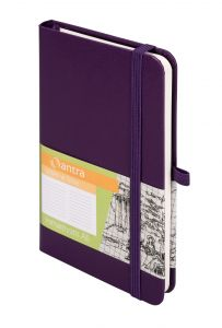ROMANTYZM A6 NOTES LINIA FIOLET L/ ®