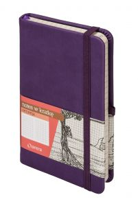 Notes Secejsa A6 Purpura Kratka